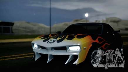 AMC Javelin Speedevil für GTA San Andreas