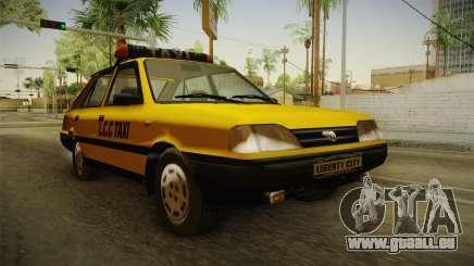 FSO Polonez Caro L.C.C TAXI für GTA San Andreas