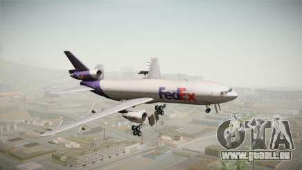 McDonell-Douglas DC-10-30F Fedex für GTA San Andreas