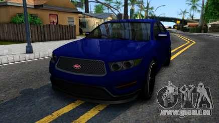 Elegant GTA V ImVehFt für GTA San Andreas
