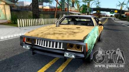 Derby Clover für GTA San Andreas