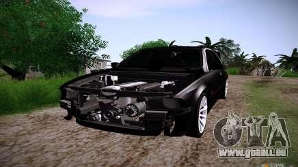BMW M5 E39 GVR für GTA San Andreas