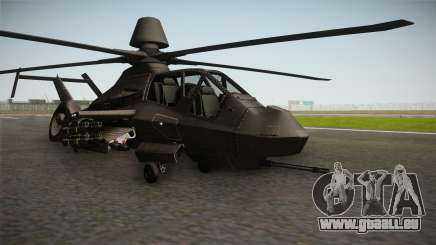 RAH-66 Comanche with Pods pour GTA San Andreas