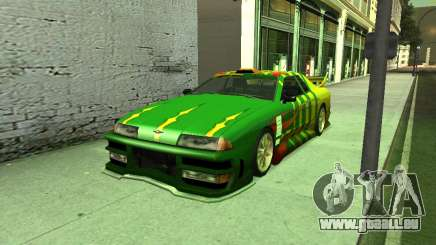 Legend566 Paint Job für GTA San Andreas