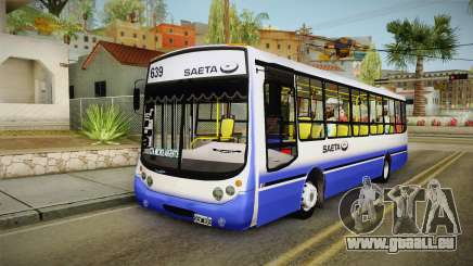Metalpar Tronador Saeta für GTA San Andreas