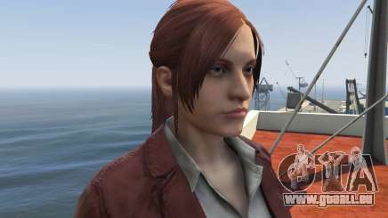 Claire Redfield from Resident Evil: Revelation 2 für GTA 5