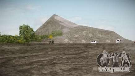 Mount Chiliad Retexture für GTA San Andreas