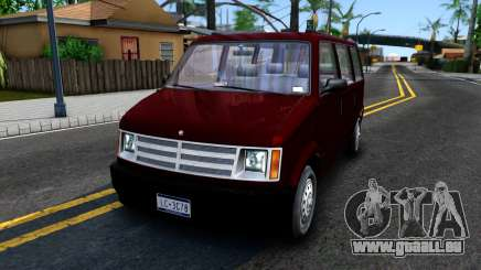 HD Moonbeam pour GTA San Andreas