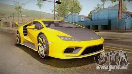 GTA 5 Pegassi Tempesta für GTA San Andreas