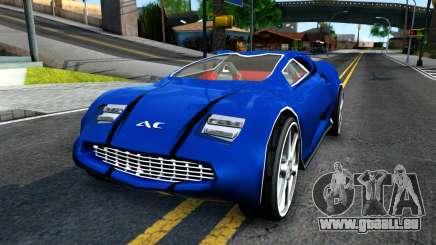 Alien ZR-350 pour GTA San Andreas