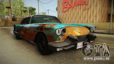 Cadillac Eldorado Brougham 1957 Rusty HQLM pour GTA San Andreas