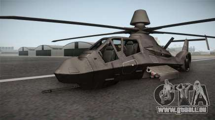 RAH-66 Comanche Retracted für GTA San Andreas