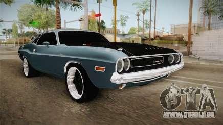 Dodge Challenger MM 1970 für GTA San Andreas