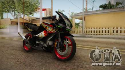 Kawasaki RR 150 für GTA San Andreas