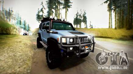 HUMMER H3 OFF ROAD pour GTA San Andreas