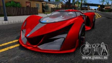 GTA V Grotti Prototipo für GTA San Andreas
