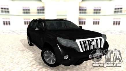 Toyota Land Cruiser Prado 150 2014 pour GTA San Andreas