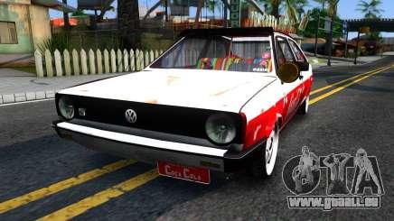 Volkswagen Gol Coca-Cola für GTA San Andreas