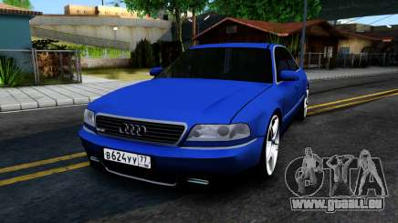 AUDI A8 Long 2002 für GTA San Andreas