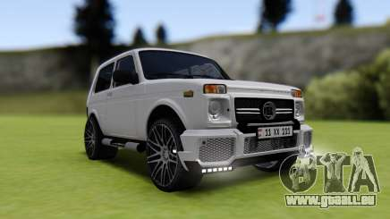 Vaz 2121 Brabus Armenia für GTA San Andreas