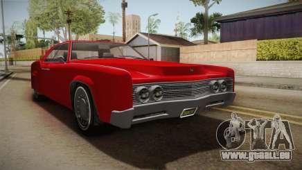 GTA 5 Albany Virgo Continental für GTA San Andreas