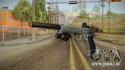 Battlefield 4 - CZ 75 für GTA San Andreas