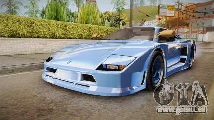 GTA 5 Grotti Turismo Classic für GTA San Andreas