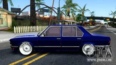 BMW E28 525e für GTA San Andreas linke Ansicht