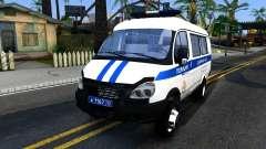 Gazelle 2705 La Police