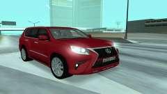 Lexus CX 460