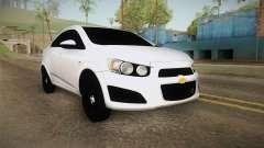Chevrolet Sonic Beta