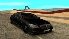 Mersedes-Benz S500 L für GTA San Andreas