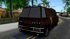 Bus of Future pour GTA San Andreas