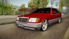 Mercedes-Benz W140 Projekt