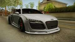Audi R8 V10 Plus LB Performance pour GTA San Andreas