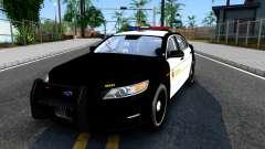 Ford Taurus LASD Interceptor für GTA San Andreas