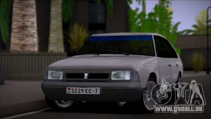 AZLK 2141 Svyatogor v2.0 pour GTA San Andreas