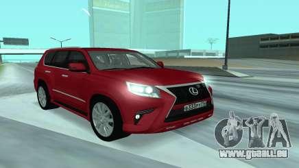 Lexus CX 460 pour GTA San Andreas
