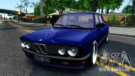 BMW E28 525e für GTA San Andreas