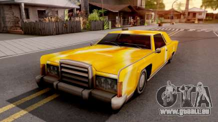 New Remington Paintjob v2 für GTA San Andreas