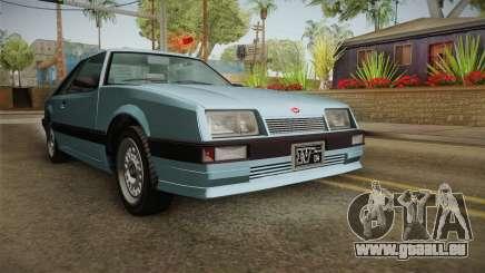 GTA 4 Uranus Cabrio pour GTA San Andreas