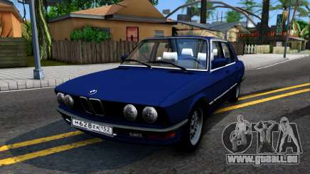 BMW 535is für GTA San Andreas
