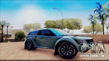 Maps Bowler Nemesis pour GTA San Andreas