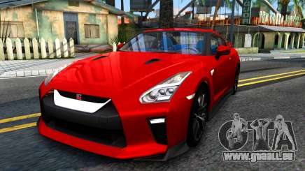 Nissan GT-R 2017 pour GTA San Andreas