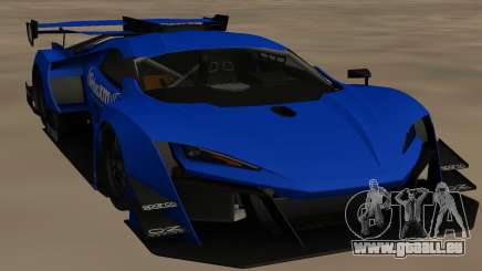 Lukan Hyper Sport pour GTA San Andreas