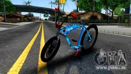 Pistera für GTA San Andreas