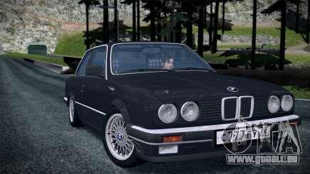 BMW E30 320i pour GTA San Andreas