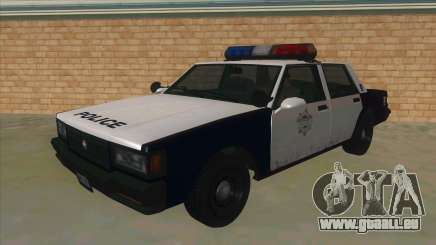 HD LVPD Police Cruiser pour GTA San Andreas
