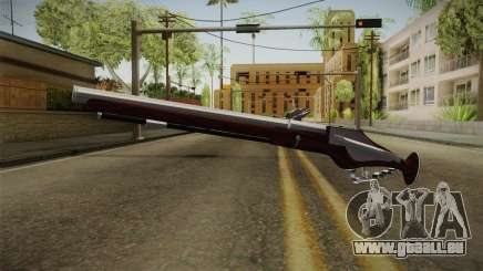 Wheel Lock Pistol 2.0 Fixed High Quality pour GTA San Andreas