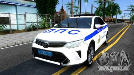 Toyota Camry Russian Police für GTA San Andreas